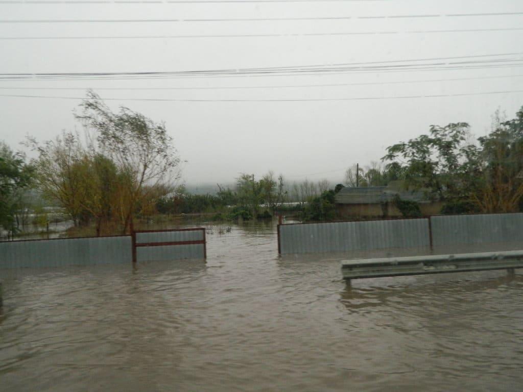 Floods October 2016